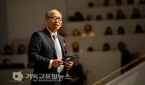 ▲ 설교하는 김병삼 목사(사진 만나교회 제공)